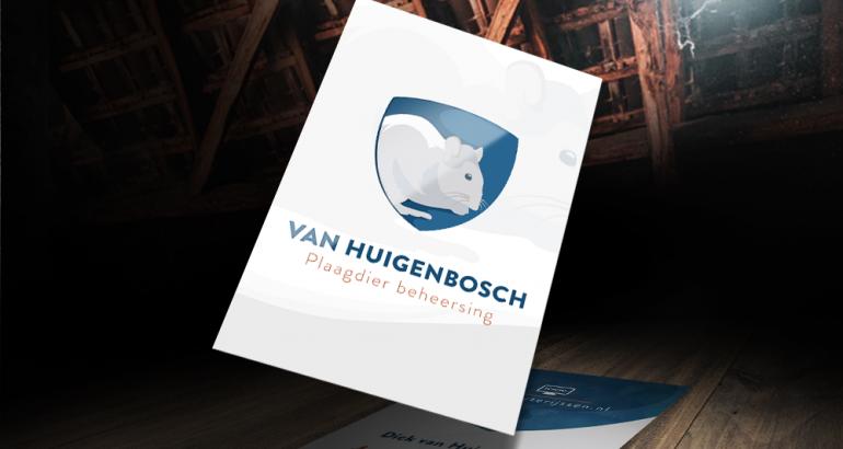 Van Huigenbosch – Huisstijl